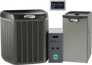 Климатическое оборудование для воздушного отопления, вентиляции и кондиционирования жилых и общественных зданий