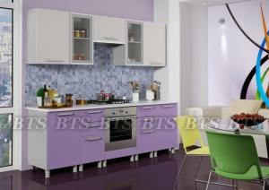 Фото  Кухня «Лаванда» Модульная(BTS МЕБЕЛЬ)