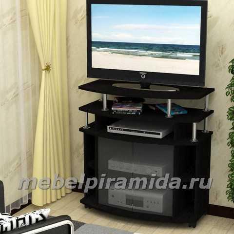 Фото Тумбы, тумбы для ТВ Тумба телевизионная ТВ-10(Пирамида)