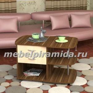 Журнальный стол Люкс(Пирамида)