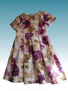Фото Детская одежда Платье Суфле