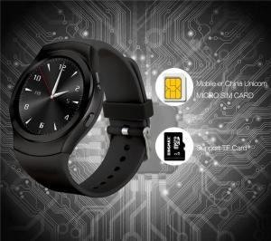 Фото Умные смарт часы и фитнес браслеты NO.1 G3 Смарт часы Поддержка Bluetooth Sim карты Монитор сердечного ритма Водонепроницаемые