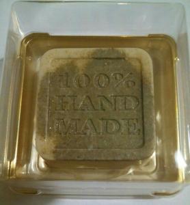 Фото Мыло для ухода за кожей Крем-мыло для жирной кожи с белой глиной
