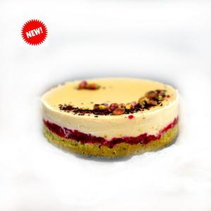 Фото Торты сыроедческие и веганские (без выпечки) Веганский торт