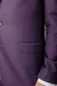 Фото Костюмы Костюм мужской темно-фиолетовый