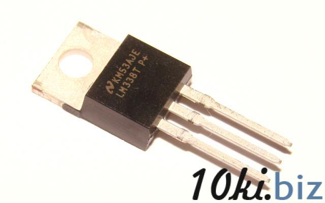 Микросхема LM338