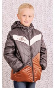 Фото Верхняя одежда (весна-осень) 20456/1 Куртка РОМКА утепленная демисезон. (хаки)