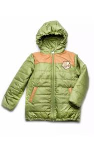Фото Верхняя одежда (весна-осень) 20565/2 Куртка СВЯТОСЛАВ утепл. (зеленая)