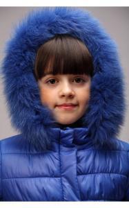 Фото Верхняя одежда (зима) 12228 Куртка ЮЛЯ зима д/дев(синий электрик)