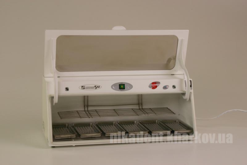 Фото Для стоматологических клиник, Мебель медицинская и УФ-камеры. Панмед-5м (УФ камера для хранения стерильного инструмента)