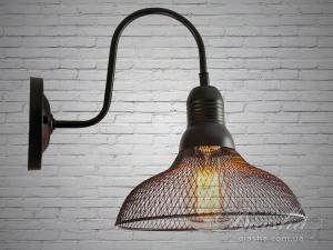 Фото  Настенно-потолочный светильник в стиле Loft 319-1