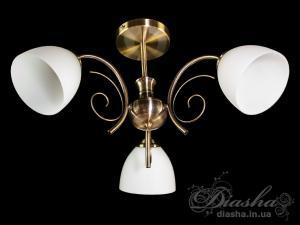 Фото  Классическая люстра на 3 лампы D5739-3