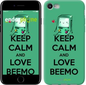 Фото Чехлы для телефонов, Чехлы для iPhone, Чехлы для iPhone 7 Чехол на iPhone 7 Adventure time. Beemo v2