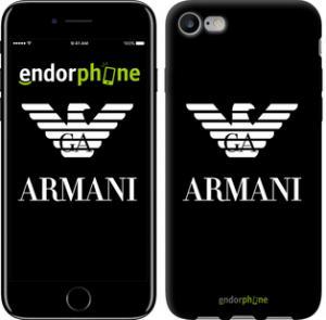 Фото Чехлы для телефонов, Чехлы для iPhone, Чехлы для iPhone 7 Чехол на iPhone 7 Armani