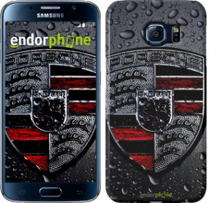 Фото Чехлы для Samsung Galaxy S6 G920 Чехол на Samsung Galaxy S6 G920 Porsche 2