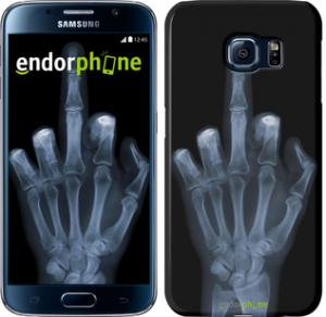 Фото Чехлы для Samsung Galaxy S6 G920 Чехол на Samsung Galaxy S6 G920 Рука через рентген