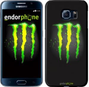Фото Чехлы для Samsung Galaxy S6 G920 Чехол на Samsung Galaxy S6 G920 Monster energy