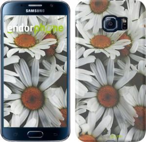 Фото Чехлы для Samsung Galaxy S6 G920 Чехол на Samsung Galaxy S6 G920 Ромашки v2