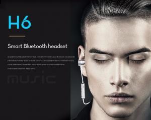 Фото Наушники Гарнитуры H6 Bluetooth Наушники беспроводные с микрофоном Оригинал