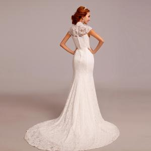 Фото Кружевные свадебные платья Ариэль