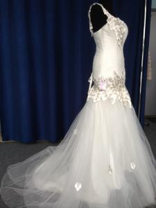Фото Свадебные платья русалка Мистик