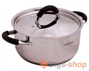 Фото Товары для дома, Посуда Кастрюля 20см 2,9л Fusion Lessner