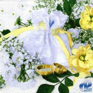 Фото Салфетки для декупажа, Праздники Салфетка Свадьба СД-040