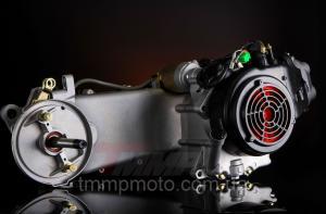 Фото Мото двигатели в сборе для мототехники Двигатель в сборе 150cc 157QMJ (13