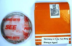 Фото Запчасти для китайских скутеров 125/150/170куб Кольца YABEN GY-6-125       0,25