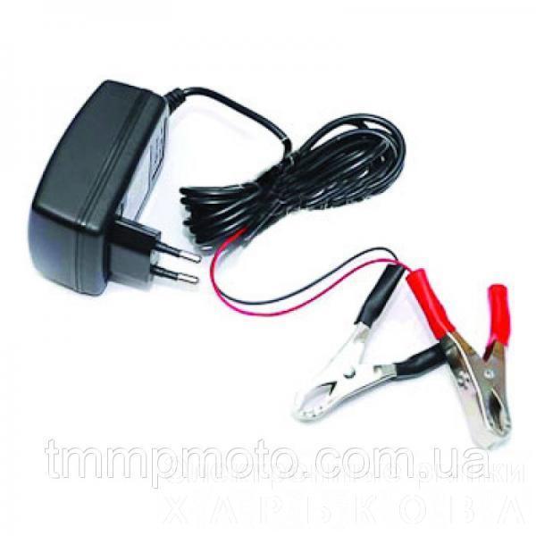 Как сделать зарядное устройство для аккумулятора к скутеру