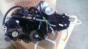 Фото Мото двигатели в сборе для мототехники Двигатель ATV-125 для квадроциклов ( 3 вперёд и 1 передача назад ) механика