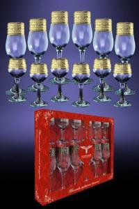 Фото Стеклоизделия, Наборы подарочные Набор 12 предметов рисунок