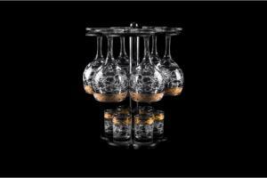 Фото Барные стойки Барная стойка из 12 предметов: Фужер, стопка. Вдохновение