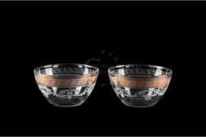 Фото Салатники Набор из двух маленьких салатников. Барокко