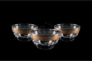 Фото Салатники Набор из трех маленьких салатников. Барокко