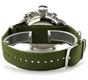 Фото Часы Часы Amst 3003 Wrangler, зеленый ремешок