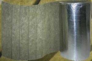 Фото  Маты базальтовые вертикально-слоистые МВС