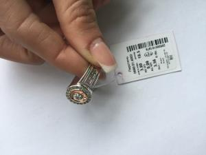 Фото Серебро со вставками золота, Кольца перстень 0560