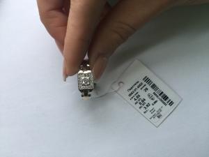 Фото Серебро со вставками золота, Кольца перстень 0562