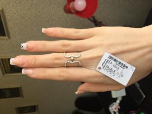 Фото Серебро со вставками золота, Кольца кольцо 0867