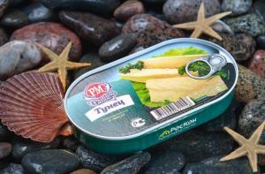 Фото Рыбные консервы Тунец филе