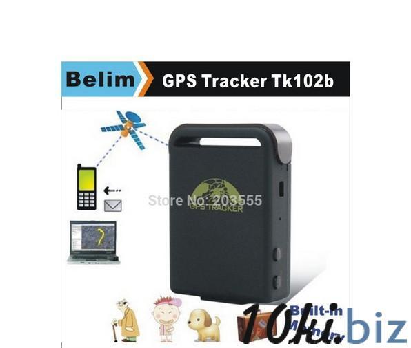 GPS трекер tk102b