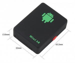 Фото GSM  GPRS  GPS Трекеры Mini A8 Tracker  мини трекер GSM  GPRS  GPS  сигнализация  в реальном времени