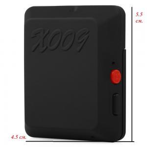 Фото GSM  GPRS  GPS Трекеры Mini X009 GSM  GPRS мини трекер видеокамера аудио видео фото сигнализация видеорегистратор