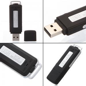Фото Цифровые диктофоны Mp3 плееры SK 868  Цифровой диктофон Флешка 8 гб. встроенной памяти до 150 часов аудиозаписи USB флэш диск
