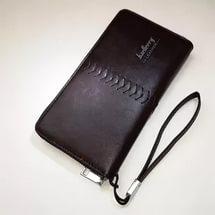Фото Портмоне Портмоне Baellerry Leather, черный