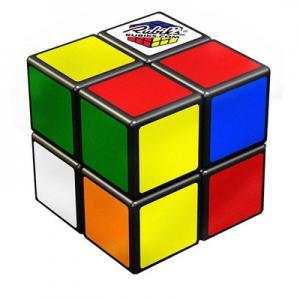 "Фото  Головоломка ""Кубик Рубика 2х2"", сторона 46 мм"