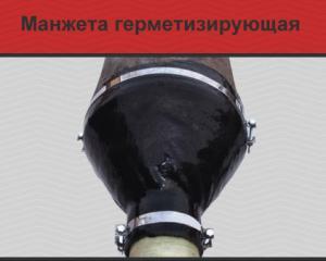 Фото  Манжеты герметизирующие МГ