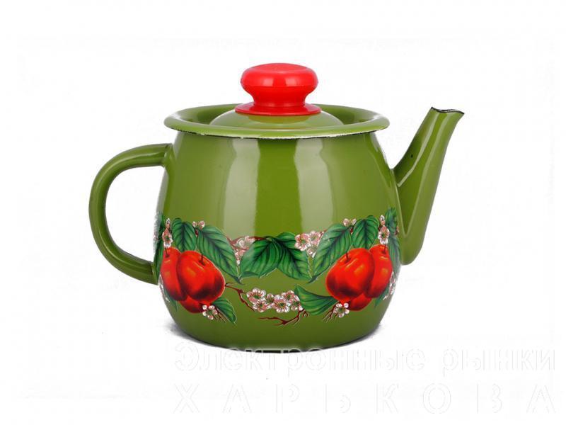 Чайник EPOS 1л Зелёное яблоко
