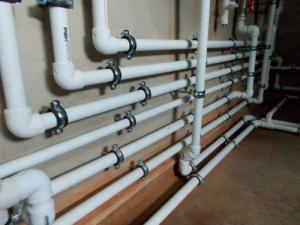 Фото Водоснабжение: монтаж и обслуживание  Монтаж систем водоснабжения